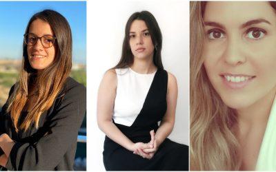 El público elige a las primeras finalistas de Talento Joven