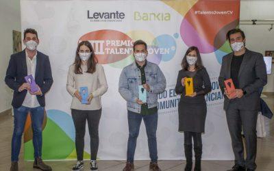 Reconocimiento al talento emergente de la Comunitat Valenciana